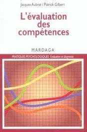 Evaluation Des Competences - Intérieur - Format classique