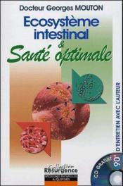 Ecosystème intestinal & santé optimale - Couverture - Format classique