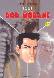 Tout Bob Morane t.10 - Couverture - Format classique