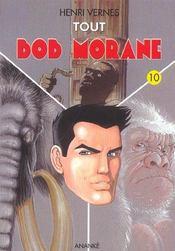 Tout Bob Morane t.10 - Intérieur - Format classique