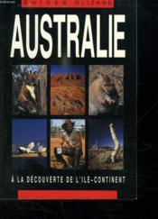Australie - Couverture - Format classique