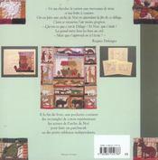 L'arche de Noé de grand-mère - 4ème de couverture - Format classique