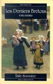 Derniers bretons (t1). - Couverture - Format classique