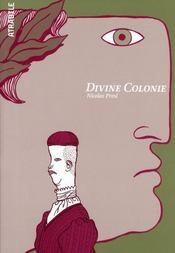 Divine colonie - Intérieur - Format classique