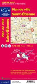 Saint-Etienne - 4ème de couverture - Format classique