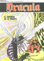 Dracula N° 40 El Zumbido De La Muerte. Texte En Espagnol. Bande Dessinee Pour Adultes. - Couverture - Format classique