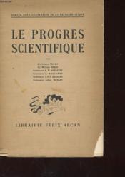 Le Progres Scientifique - Couverture - Format classique
