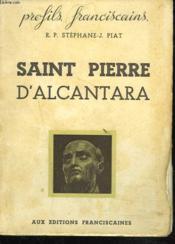 Saint Pierre D'Alcantra - Couverture - Format classique