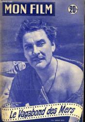 Mon Film N° 397 - Le Vagabond Des Mers - Couverture - Format classique