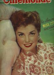 CINEMONDE - 21e ANNEE - N° 970 - ESTHER WILLIAMS mamant avant tout - Les éliminatoires Miss Cinémonde univers sont commencées - Couverture - Format classique