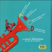 Le joyeux abécédaire - 4ème de couverture - Format classique