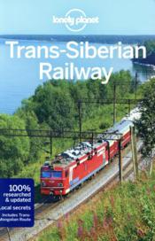 Trans-siberian railway (6e édition) - Couverture - Format classique