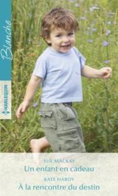 Un enfant en cadeau ; à la rencontre du destin - Couverture - Format classique