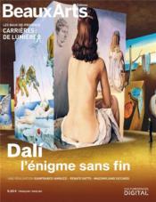 Dali, l'énigme sans fin - Couverture - Format classique