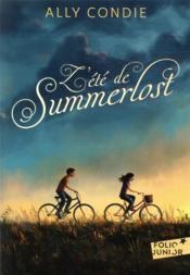 L'été de Summerlost - Couverture - Format classique