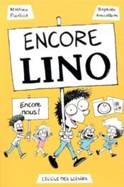 Encore Lino - Couverture - Format classique