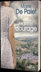 Jeanne courage - Couverture - Format classique