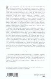 Le genie d'alexandre le grand - 4ème de couverture - Format classique