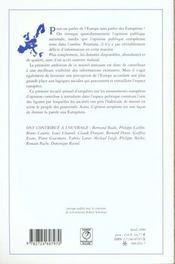 L'opinion européenne 2000 - 4ème de couverture - Format classique