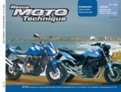 Rmt 136.1 Honda Cbf600 N/S 04/05-Kawasa Z750 (04/05) - Couverture - Format classique