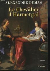 Le chevalier d'Harmental - Couverture - Format classique