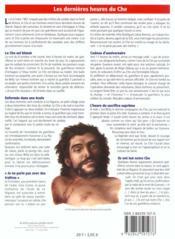 Che Guevara ; hasta la victoria siempre - 4ème de couverture - Format classique