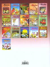 Les Bidochon T.11 ; matin, midi et soir suivi de matin, midi et soir - 4ème de couverture - Format classique