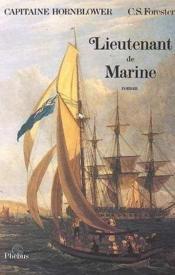 Le lieutenant de marine - Couverture - Format classique
