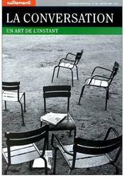 La Conversation - Intérieur - Format classique