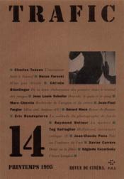 Revue Trafic N.14 - Couverture - Format classique