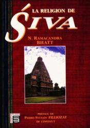Religion de siva - Couverture - Format classique