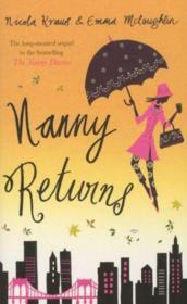 Nanny Returns - Couverture - Format classique