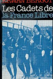 Les Cadets de la France libre - Couverture - Format classique
