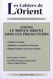 Cahiers De L'Orient N.106 - Couverture - Format classique