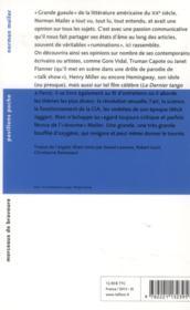 Morceaux de bravoure - 4ème de couverture - Format classique