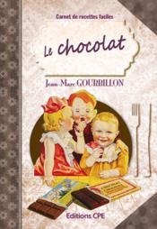 Le Chocolat - Couverture - Format classique