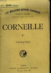Theatre. Tome 1. - Couverture - Format classique