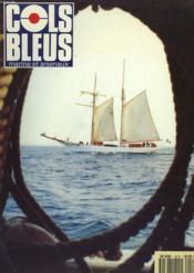 COLS BLEUS. HEBDOMADAIRE DE LA MARINE ET DES ARSENAUX N°2210 DU 3 AVRIL 1993. AVANTAGES ET INCONVENIENTS COMPARES DU BOIS ET DU PLASTIQUE DANS LA CONSTRUCTION NAVALE par LE CAP. DE FREGATE (H) JUET / LE PASSAGE DU NORD EST par LE COMMANDANT WEYSER / ... - Couverture - Format classique