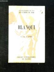 Blanqui. - Couverture - Format classique
