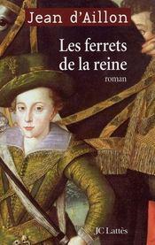 Les enquêtes de Louis Fronsac T.1 ; les ferrets de la reine - Intérieur - Format classique