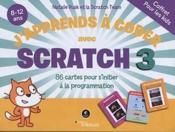 J'apprends à coder avec Scratch 3 - Couverture - Format classique