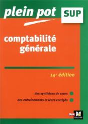 Comptabilité générale (14e édition) - Couverture - Format classique