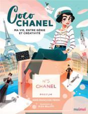 Coco Chanel ; ma vie entre génie et créativité - Couverture - Format classique