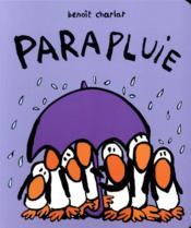 Parapluie - Couverture - Format classique