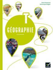 Géographie ; terminale ; livre de l'élève (édition 2020) - Couverture - Format classique
