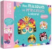 Mes masques de princesses - Couverture - Format classique