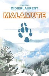 Malamute - Couverture - Format classique
