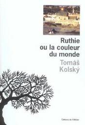 Ruthie Ou La Couleur Du Monde - Intérieur - Format classique