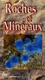 Roches et mineraux - Couverture - Format classique