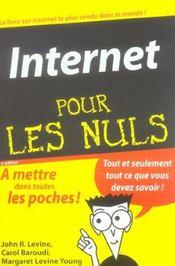 Internet (5e édition) - Intérieur - Format classique